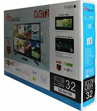"Телевизор DOMOTEC TV 32"" 32LN4100 DVB-T2, фото 3"
