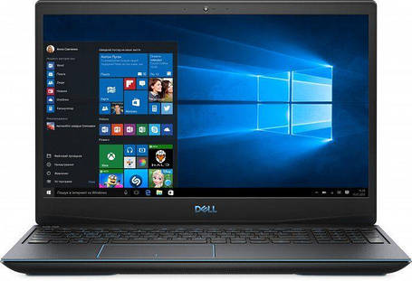 "Dell G3 15 P75F / 15.6"" (1920x1080) IPS / Intel Core i5-8300H (4 (8) ядра по 2.3 - 4.0 GHz) / 8 GB DDR4 / 240, фото 2"