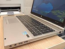"HP EliteBook 8570P / 15.6"" (1366x768) TN / Intel Core i5-3340M (2 (4) ядра по 2.7 - 3.4 GHz) / 8 GB DDR3 / 120, фото 3"
