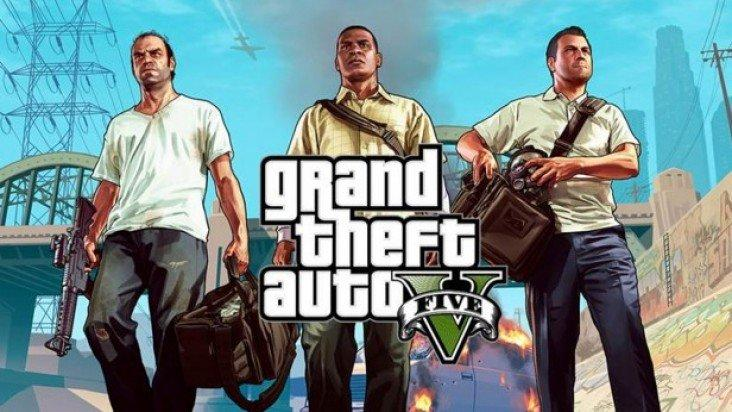 Grand Theft Auto 5 (Social Club) ключ активации ПК