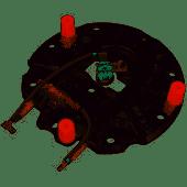 Тэн с термостатом 139°C для парогенераторов Tefal CS-00115345