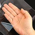 Пакет 100х150мм полипропиленовый с клейкой лентой прозрачный ВОРР, фото 4