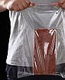 Пакет 100х150мм полипропиленовый с клейкой лентой прозрачный ВОРР, фото 6