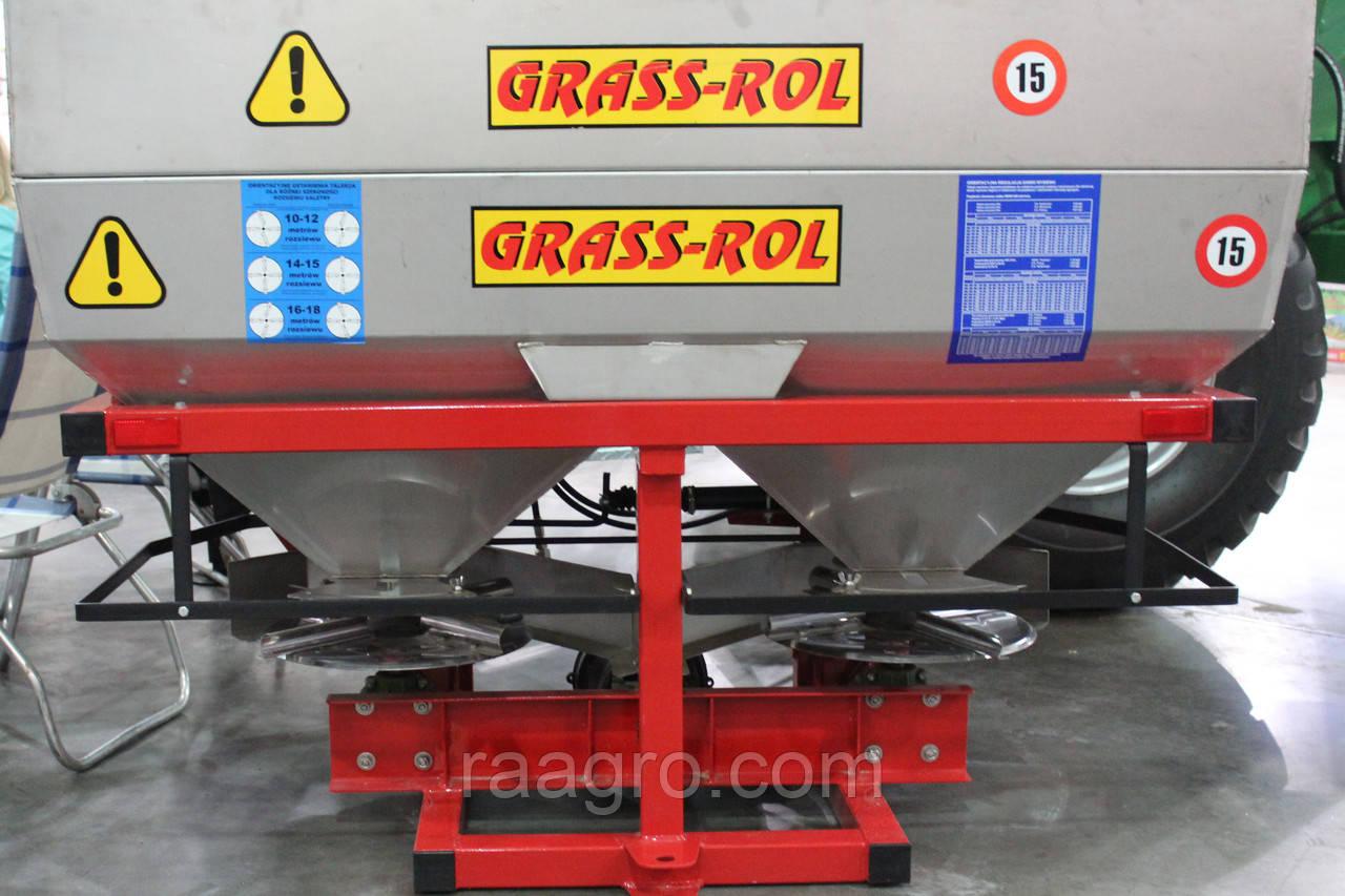 Grass Rol розкидач мінеральних добрив