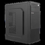 Корпус LP 2008-450W 8см black case chassis cover с 2xUSB2.0 и 1xUSB3.0, фото 3