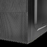 Корпус LP 2009-450W 8см black case chassis cover с 1xUSB2.0 и 2xUSB3.0, фото 5