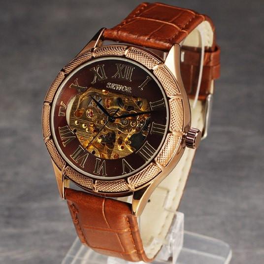 Недорогие швейцарские механические часы