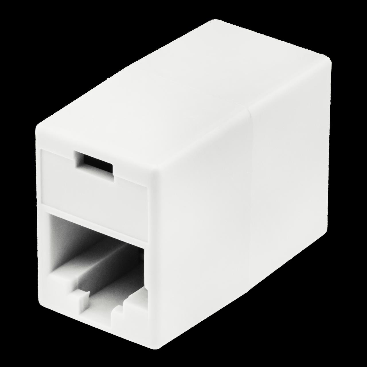 Соединительная коробка LogicPower UTP 2хRJ-45 кат.5Е LP-LNG-350 (5 шт)