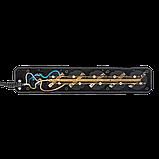 Фильтр-удлинитель сетевой LogicPower LP-X6, 6 розеток, цвет-черный, 10 m (OEM), фото 4