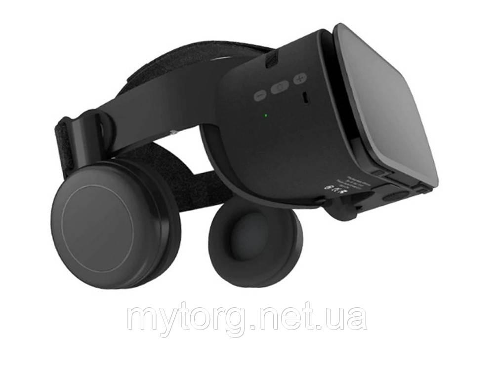 Очки шлем виртуальной реальности BoboVR Z6 Bluetooth 3D
