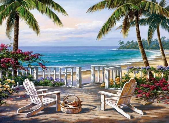 TC3241 Пикник у моря Набор для рисования картины по номерам, Без коробки, фото 2