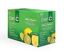 Витаминный Напиток для Повышения Иммунитета, Вкус Лимона и Лайма, Vitamin C, Ener-C, 30 пакетиков