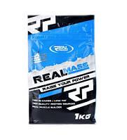 Гейнер Real Pharm Real Mass, 1 кг Шоколад