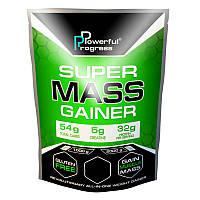 Гейнер Powerful Progress Super Mass Gainer, 1 кг Мороженое