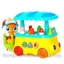 Музична іграшка Huile Toys Каченя з морозивом (6101)