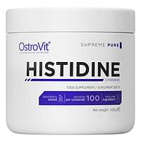 Аминокислота OstroVit Histidine, 100 грамм