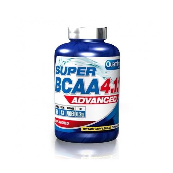 BCAA Quamtrax Super BCAA 4:1:1, 200 таблеток