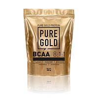 BCAA Pure Gold Protein BCAA 8:1:1 powder, 500 грамм Тропик
