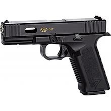 Пистолет пневматический SAS Glock G17 Blowback (4,5 мм)