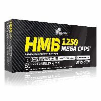 Восстановитель Olimp HMB 1250 Mega Caps, 120 капсул