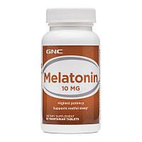 Восстановитель GNC Melatonin 10, 60 таблеток