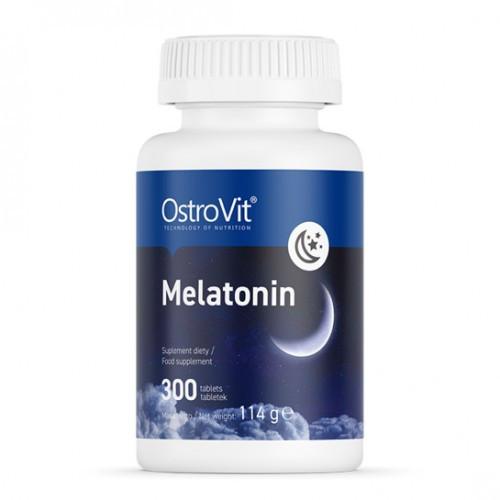 Восстановитель OstroVit Melatonin, 300 таблеток