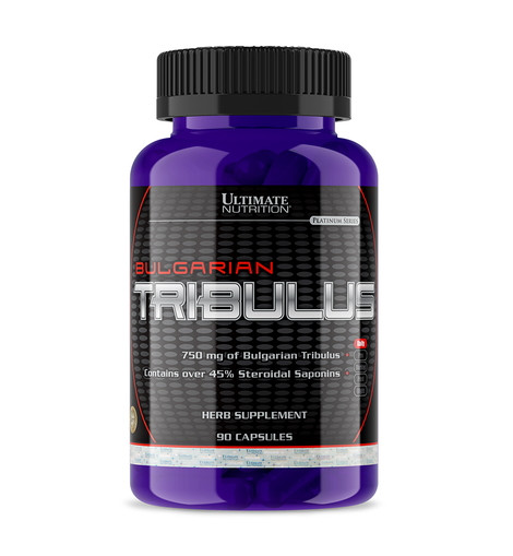 Стимулятор тестостерона Ultimate Bulgarian Tribulus, 90 капсул
