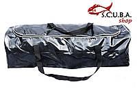Сумка ПВХ (31*31*100 см) для снаряжения подводного охотника
