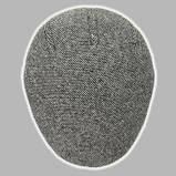 Кепка мужская светло серая шерстяная реглан 56-60 разм, фото 2