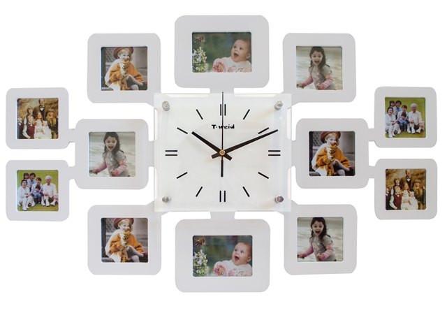 Мультирамки с часами
