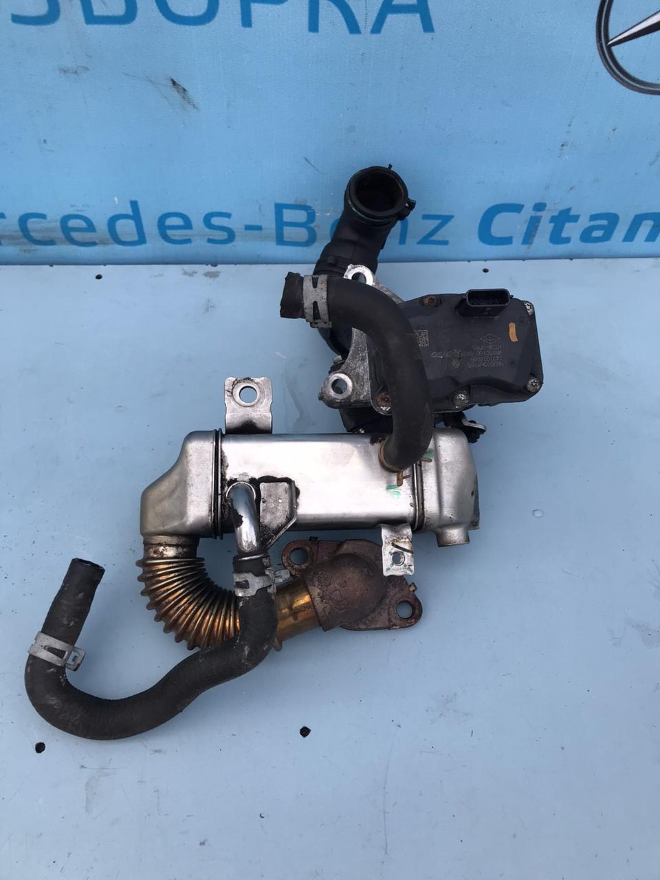 Клапан EGR однотурбинный 147102408r Opel Vivaro Опель Виваро 1.6 dci 2014-2020 г. в.