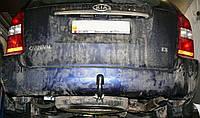 Прицепное устройство со сьемным крюком (Фаркоп) KIA CARNIVAL  2001-2005