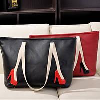 Женская крутая модная кожаная сумка, фото 1