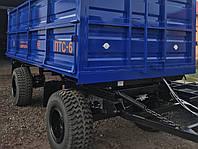 Тракторный прицеп 2ПТС-6 (НОВЫЙ)