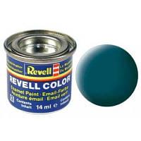 Аксесуари для збірних моделей Revell Фарба емалева № 48. Зелене море матова, 14 мл (RVL-32148)