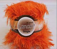 Пряжа Lanoso Single 906