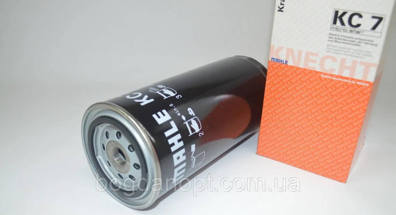 Фильтр топливный DAF (TRUCK) (пр-во Knecht-Mahle) Knecht KC 7