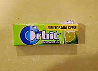 Жевательная резинка Orbit Лимон и лайм