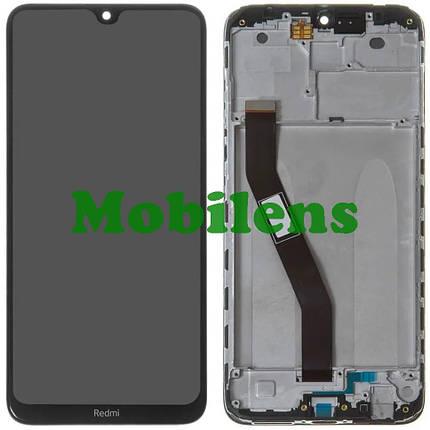 Xiaomi Redmi 8, M1908C3IG, Redmi 8A Дисплей+тачскрин(модуль) черный *в рамке Original *PRC, фото 2