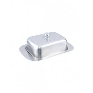 Масленка кухонная KingHoff (19*12,5*1см) из нержавеющей стали
