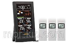Домашня метеостанція Misol WN2810-W3T з 3-ма бездротовими дачиками
