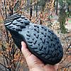 Зимние Кроссовки ADIDAS TERREX с МЕХОМ Черные Мужские Ботинки Адидас (размеры: 41,42,43,45)ВидеоОбзор, фото 3