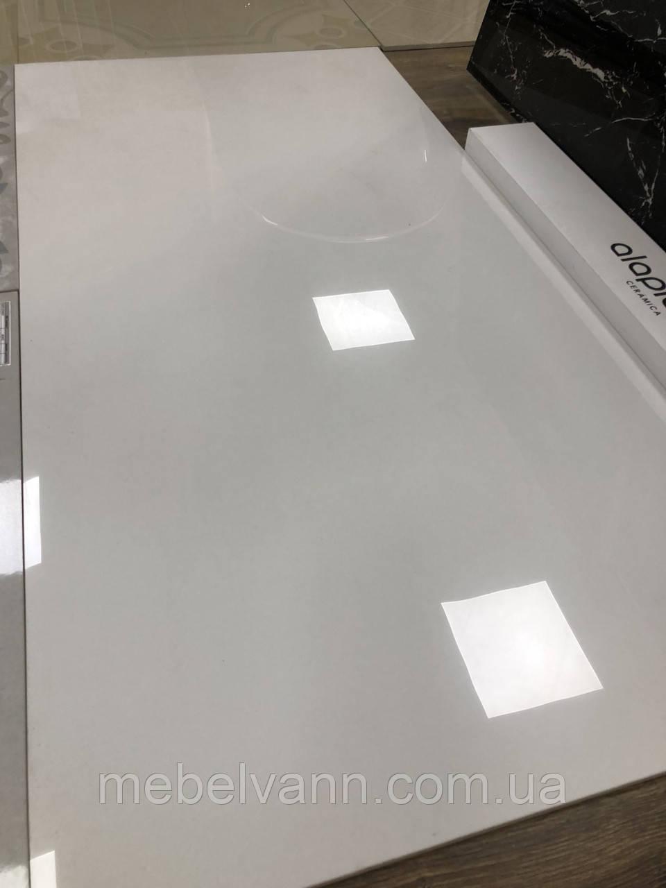 Керамогранит 60*120 MONO White полированный