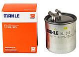 Фильтр масляный двигателя OPEL ASTRA G, H, CORSA C 1.7 CDTI 00- (пр-во KNECHT-MAHLE) OX163/4D, фото 6