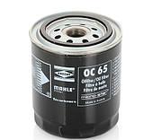 Фильтр масляный двигателя OPEL ASTRA G, H, CORSA C 1.7 CDTI 00- (пр-во KNECHT-MAHLE) OX163/4D, фото 9