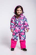 Дитячий комбінезон рожевий Freever