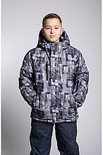 Гонолыжная куртка дитяча Freever сіра