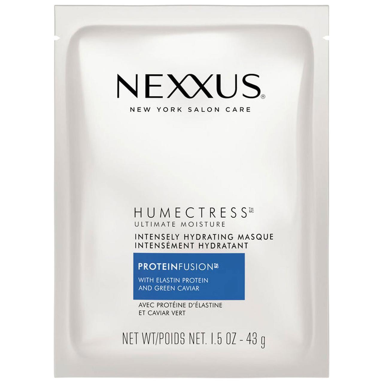 Интенсивно увлажняющая маска для волос Humectress, максимальное увлажнение, 43 г ,Nexxus