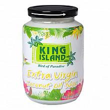 Натуральное кокосовое масло 100%, 450 мл, KING ISLAND