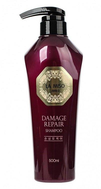 Шампунь для восстановления поврежденных волос, 500 мл, IGtenera Swiss